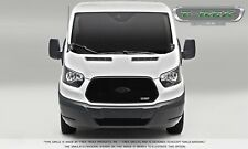 For 16-18 Ford Transit 150 250 350 350 HD Black Aluminum Grille