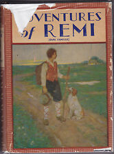 ADVENTURES OF REMI.  Illustrated by Mead Schaeff - 1940 Edition.