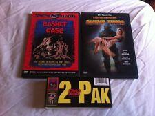 Basket Case/Return Of The Swamp Thing - 1981/1989 (OOP region-free 2-DVD set)