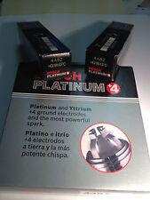 BOSCH PLATINUM +4 SPARK PLUG 4482 in ORIGINAL BOX (1 set of 4 PLUGS) 0242229700