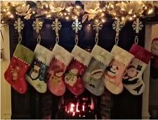 Funky Xmas Stockings personalised