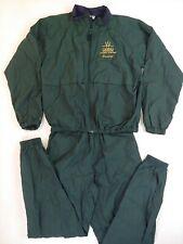 Vintage Tracksuit casino Windsor 98 windbreaker suit size medium