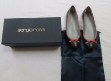 Sergio Rossi -  Women's Ballet Pumps Shoes With Box And Dust Bag