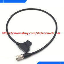 D-Tap To Hirose 4pin Power Cable For Sound Devices 688 633,ZOOM F8/F4 recorder
