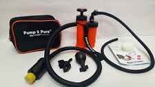 Seychelle Pocket Pump 2 Pure Dual supreme Pump Increases PH Reduces Contaminants