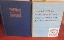 UNCLE SILAS ~ a Tale of Bartram-Haugh. Sheridan Le Fanu UNread CRESSET HbDj 1947