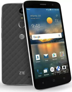 """ZTE Blade Spark Z971 AT&T Unlocked 4G LTE GSM Android 5.5"""" 16GB Smartphone New"""