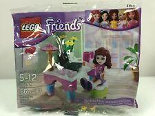 LEGO Friends Olivia's Desk Polybag Set 30102 - NEW 26pcs 6011684 (x1)