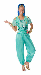 Deluxe Shine ADULT Womens Costume NEW Shimmer and Shine