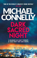 Dark Sacred Night: The Brand New Ballard by Michael Connelly NEW Paperback Book