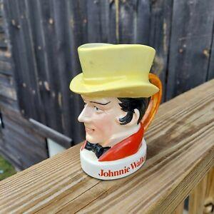 Johnnie Walker Red Toby Mug