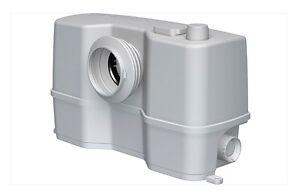 Grundfos SOLOLIFT2 WC-3 Abwasserhebeanlage Hebeanlage WC Urinal Badewanne Dusche