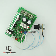 12V-36V Pulse Width PWM DC Motor Speed Controller Current limiter module Switch