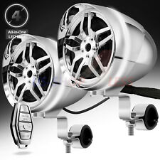 Motorcycle Speakers For Harley Davidson Softail For Sale Ebay