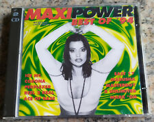 MAXI POWER Best of ´94 - IceMc, Westbam, Ace of Base - guter Zustand - 2 x CD