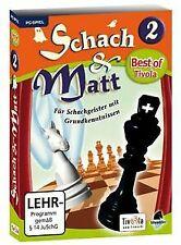 Best of Tivola: Schach & Matt 2 - für Schachgeister mit ...   Game   Zustand gut