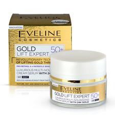 Eveline Gold Lift Expert Tages und Nachtcreme Serum 50ml 50