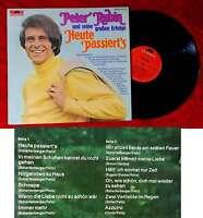 LP Peter Rubin: Heute passiert´s - Seine großen Erfolge (Polydor 2371 145) D 72
