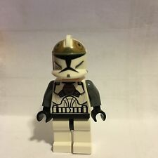 Lego Star Wars Clone Gunner Minifigure From Set 8014 New Mini Figure