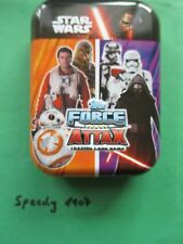 Topps Force Attax Awakens Mini Tin Version 2 Pocket Tin  Das Erwachen der Macht