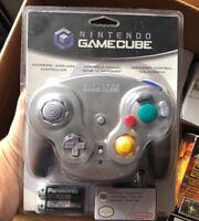 🎮 Official Nintendo Gamecube Wavebird Wireless Controller Platinum BRAND NEW