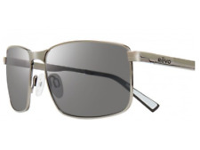 d54b3812a17 New  REVO Knox in Gunmetal Frame W Polarized Blue Water Lens Sunglass 1047 00  BL