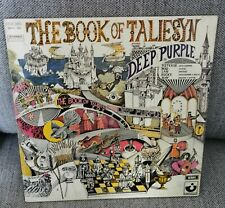 DEEP PURPLE 'THE BOOK OF TALIESYN' MONSTER PROG ROCK/PSYCH ROCK LP