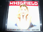 Whigfield (The Album) Self Titled Feat Saturday night & Another Day + Remixes