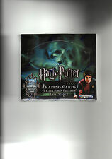 Harry Potter The Goblet of Fire Update sealed Hobby Box