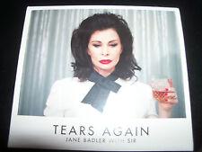 Jane Badler With Sir Tears Again Digipak CD