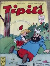 Tipitì & Roland n°2 1962 ed. Dardo - Autentica rarità!!
