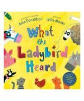 "Julia Donaldson ""What the Ladybird Heard"""