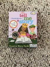 eeBoo Fairytale Mix-ups, Tell Me A Story Creative Story Cards 3+ Best Toy Award!