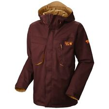 Mountain Hardwear Snowzilla II Dry-q Ski Jacket Mens Large