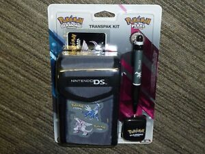 NINTENDO DS LITE OFFICIAL POKEMON CONSOLE CARRY CASE PACK WRAP STYLUS BRAND NEW!