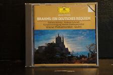 Brahms - Ein Deutsches Requiem / Giulini/Wiener Philharmoniker