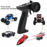 Racing Radio System Controller Remote Control with Receiver For Car RC Boat
