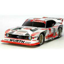 Tamiya 58578 Ford Zakspeed Turbo Capri Gr.5 Wurth (TT-02) 1:10 RC Assembly Kit