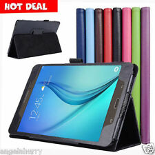 Samsung Galaxy Tab S 8.4 Flip Leather Case Cover SM T700 T701 T705