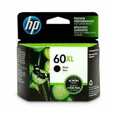 HP 60XL (CC641WN) Black Ink Cartridge Hewlett-Packard New In Package