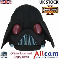 """Angry Birds Star Wars II Large 8"""" Cuddly Toy/ Soft Plush Toy - Darth Vader, New"""