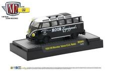 M2 Machines 1:64 Auto-Thentics Mooneyes 2018 Release 2 Vw Bus 32500-Moon02-S3
