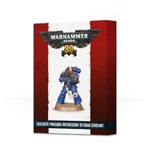 Primaris Intercessor Veteran Sergeant miniature - 30 Years of Warhammer 40,000