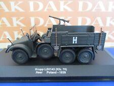 Artitec 387.381 h0 camion KRUPP-étale avec 3,7 cm Pak