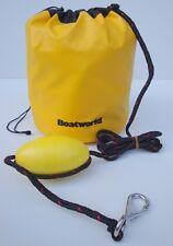 Jetski PWC Dinghy Canoe Boat Sand Anchor c/w Buoy s/s snap hook 8ft rope HD bag