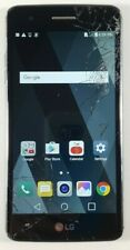 LG K8 US215 8GB Blue (U.S. Cellular) Cracked Glass GOOD IMEI