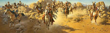 Frank McCarthy ON THE OLD NORTH TRAIL, Anniversary MuseumEdition™ canvas #21/22