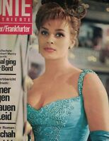 Bunte Deutsche Illustrierte Magazine September 1 1965 Senta Berger