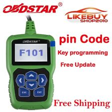 OBDSTAR F101 For TOYOAT IMMO Reset Tool Support G Chip OBD2 Pin Code Free Update