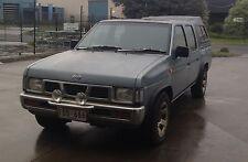 1993 Navara D21 dual cab